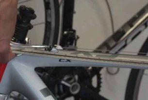 Measure Mountain Bike Size